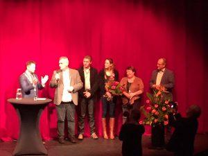 2015: het bestuur van MFA De Belte (Nieuw Heeten)