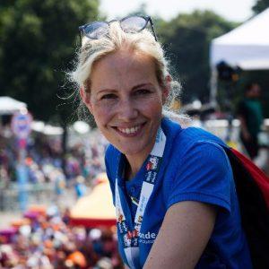 In 2008: Maaike Heethaar (Miss Overijssel)