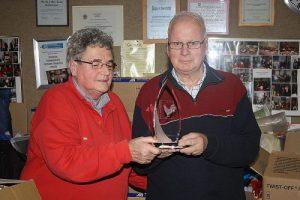 2013: Stichting Heetense Hulpgoederen Centrum (Truus en Jo Schoorlemmer)