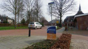 Sluipverkeer door het dorp: één van de grote knelpunten in Lierderholthuis.